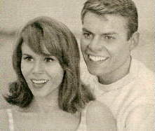 Les Brown, Jr. und Judy Carne